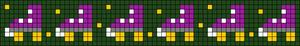 Alpha pattern #69149 variation #142077