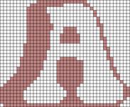 Alpha pattern #77693 variation #142082