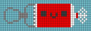 Alpha pattern #77782 variation #142091