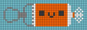 Alpha pattern #77782 variation #142092