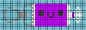 Alpha pattern #77782 variation #142095