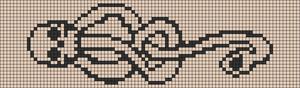 Alpha pattern #10873 variation #142124