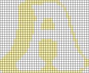 Alpha pattern #77693 variation #142163