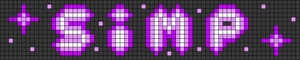 Alpha pattern #77529 variation #142248