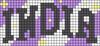Alpha pattern #75078 variation #142330