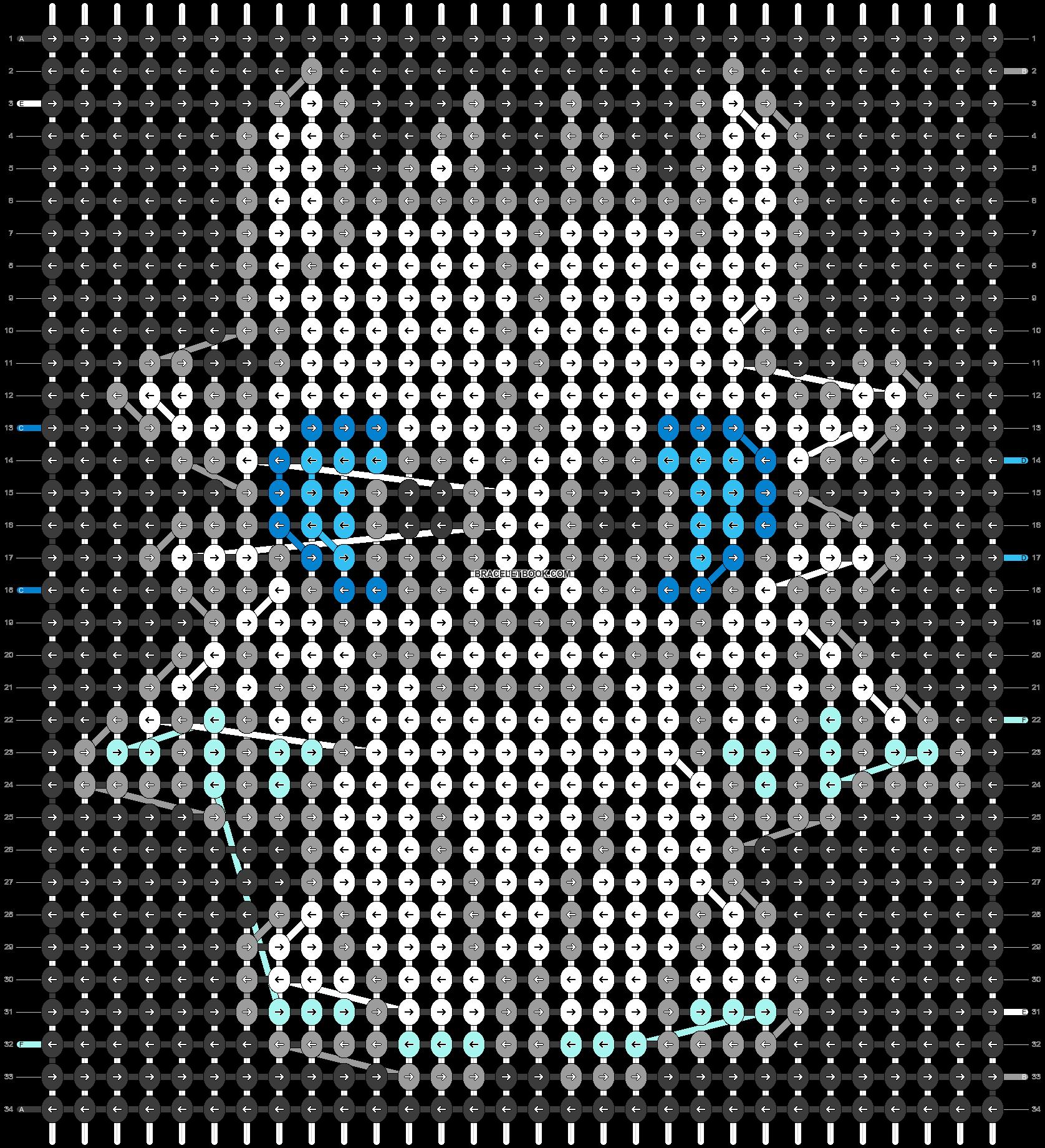 Alpha pattern #28395 variation #142375 pattern