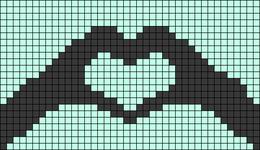 Alpha pattern #75832 variation #142393