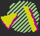 Alpha pattern #62848 variation #142496