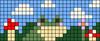 Alpha pattern #76858 variation #142646