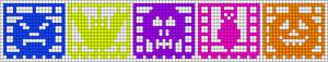 Alpha pattern #58283 variation #142653