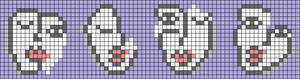 Alpha pattern #78379 variation #142676