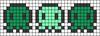 Alpha pattern #78391 variation #142701