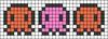 Alpha pattern #78391 variation #142718