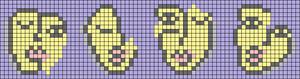 Alpha pattern #78379 variation #142719
