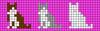 Alpha pattern #33767 variation #142723