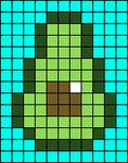 Alpha pattern #78296 variation #142728