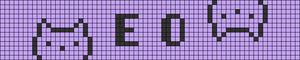 Alpha pattern #70923 variation #142733