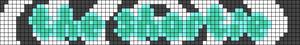 Alpha pattern #78394 variation #142811