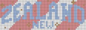 Alpha pattern #73767 variation #142832