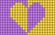 Alpha pattern #75653 variation #142845