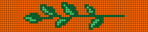 Alpha pattern #50674 variation #142864