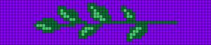 Alpha pattern #50674 variation #142865