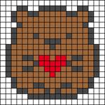 Alpha pattern #78266 variation #142905