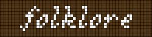 Alpha pattern #51238 variation #142910