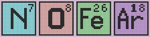 Alpha pattern #67956 variation #142923