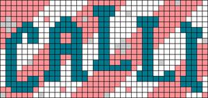 Alpha pattern #78413 variation #142952