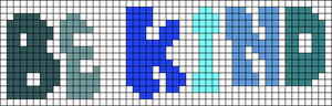 Alpha pattern #61108 variation #142964