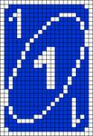 Alpha pattern #70547 variation #142995