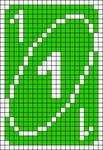 Alpha pattern #70547 variation #142997