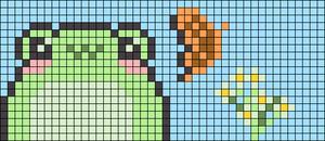 Alpha pattern #78509 variation #143038