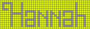 Alpha pattern #3861 variation #143048