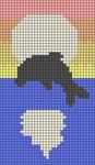 Alpha pattern #57946 variation #143080