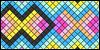 Normal pattern #26211 variation #143093