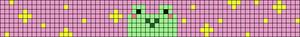 Alpha pattern #78678 variation #143193
