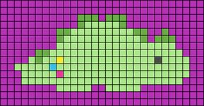 Alpha pattern #51208 variation #143269