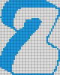 Alpha pattern #77943 variation #143319