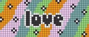 Alpha pattern #78783 variation #143350