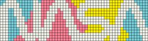 Alpha pattern #73411 variation #143355