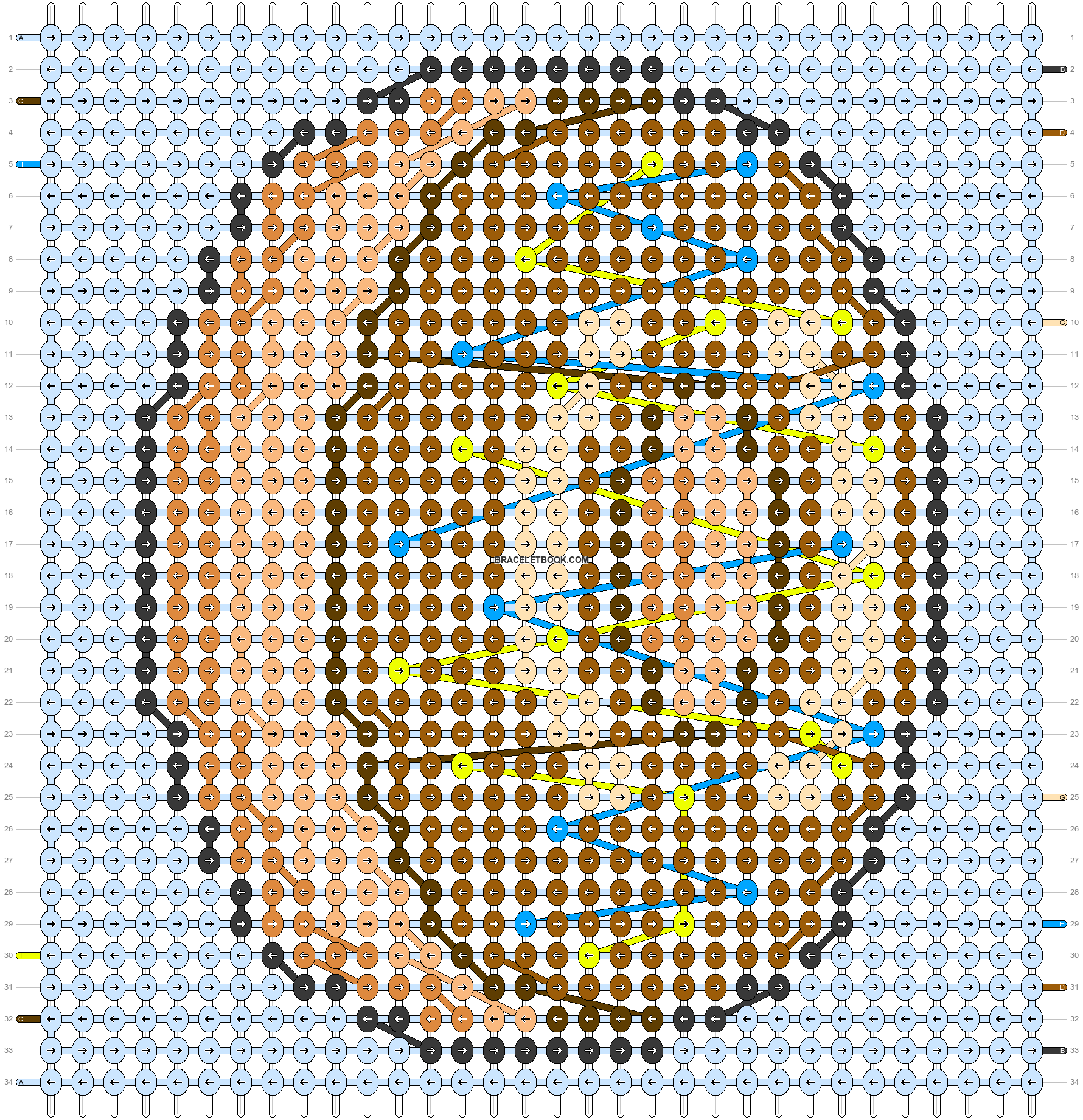 Alpha pattern #61319 variation #143373 pattern