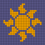 Alpha pattern #36226 variation #143447