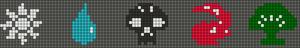 Alpha pattern #9566 variation #143479