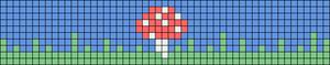 Alpha pattern #76791 variation #143550