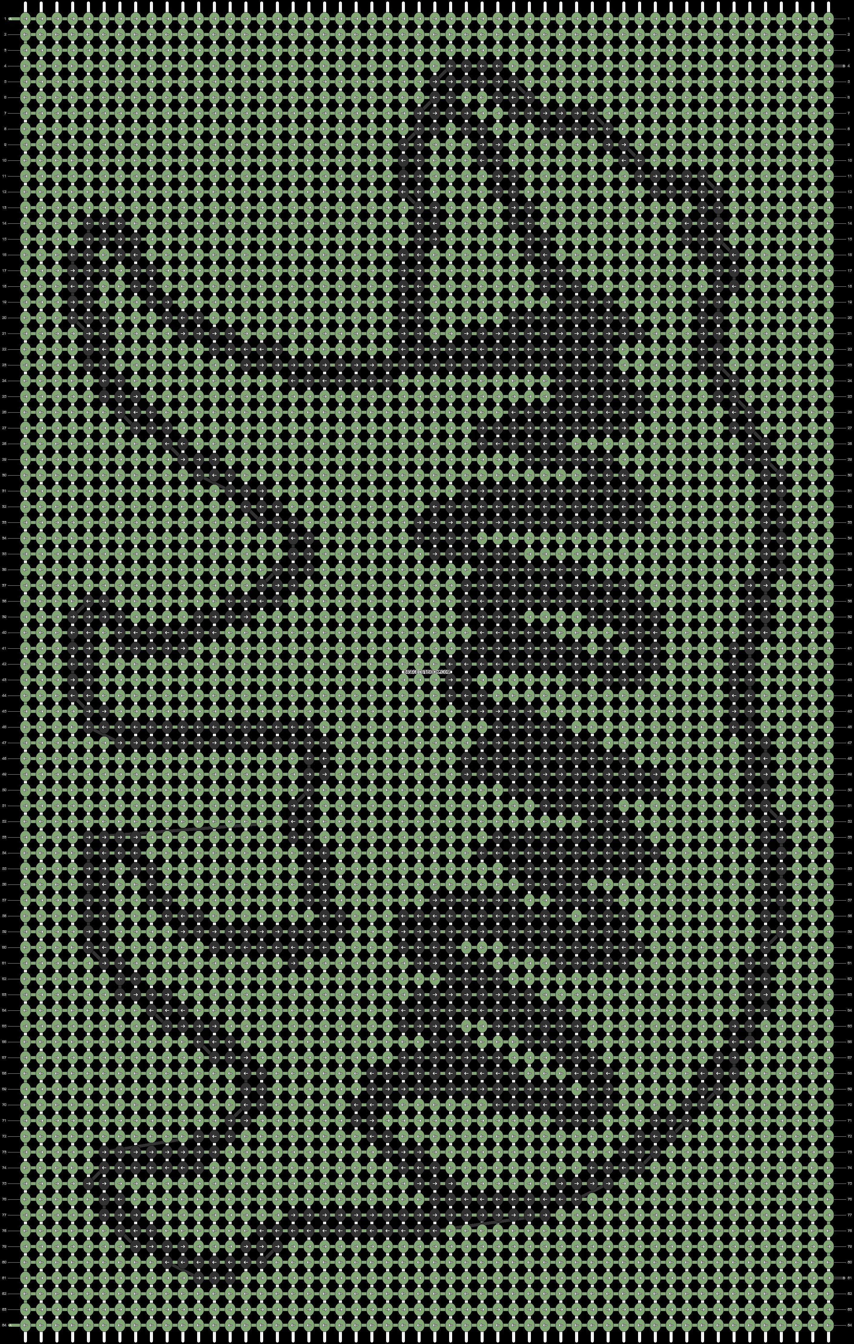 Alpha pattern #77760 variation #143589 pattern