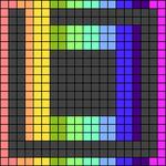 Alpha pattern #76859 variation #143602