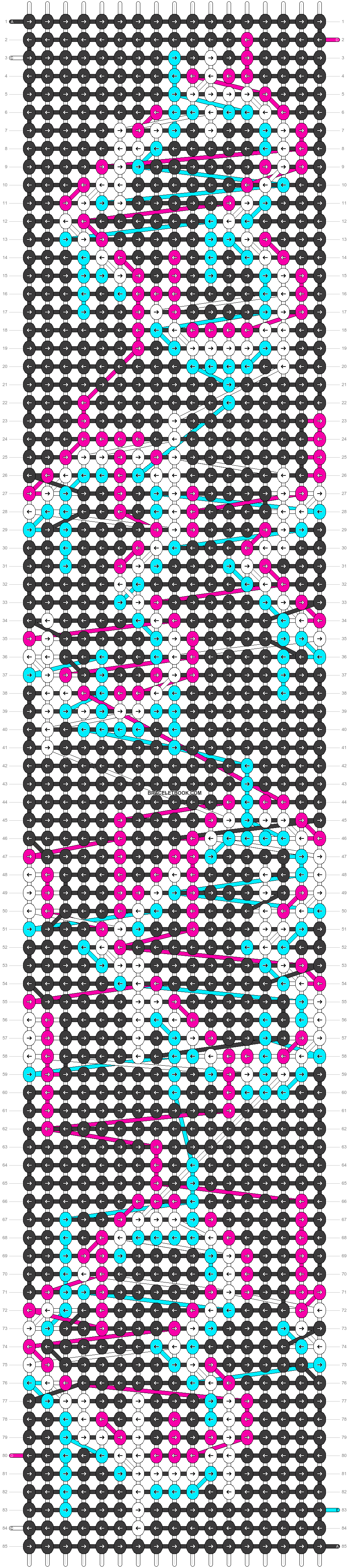 Alpha pattern #78829 variation #143642 pattern
