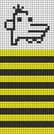 Alpha pattern #42752 variation #143917